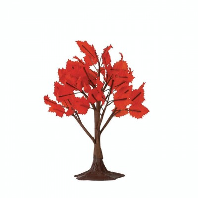 Arbre Érable Small  arbre 6  pouce  Lemax Trees New Maple Tree, SMALL  44146 6 INCH New 2021