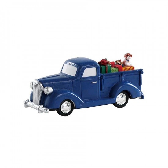 Lemax  84368 Collection Automobile de  tis better to give pick up