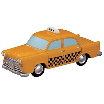 Lemax  84832 Collection Automobile de Taxi Jaune